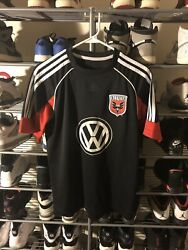 Dc United Jersey Size Xl Youth/men's Small
