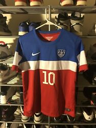 Usa Men's Soccer Mix Diskerud Jersey Size Xl Youth