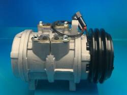 A/c Compressor Fits Chrysler Town And Country Dodge Plymouth 1yw New 57102