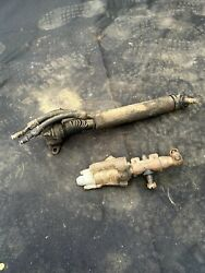 1968 Ford Mustang Power Steering Control Valve And Slave Cylinder