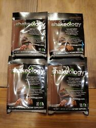 Shakeology Chocolate 4 Packets Exp 11/2021 Fast Shipping