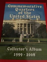 Fifty State Commemorative Quarters 1999-2008