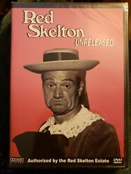 Red Skelton Unreleased Dvd 2007 Brand New Sealed Bolivar And The Roaring 20s