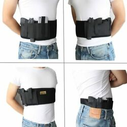 Tactical Band Holster Concealed Carry Hidden Gun Right Left Hand Draw Belt NEW. $20.99