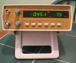 Sinometer Function Generator Vc2002 / Stable, Accurate Tested