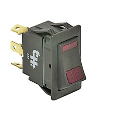 Cole Hersee 58328-40 Rocker Switch 12v 2 Positions Spst