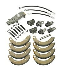 1947 Plymouth P-15 Master Cylinder Shoes Full Rebuild Kit Special And Deluxe 47