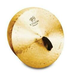 Zildjian 17 K Con Orchestral Special Selection Medium Heavy - Pair Cymbal K1032
