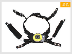 Tactical Helmet Suspension System Adjustable Dial Chin Strap For Fast Mich Wendy
