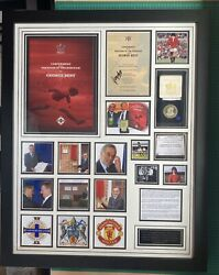 Manchester United And Northern Ireland George Best Freedom Of Castlereagh