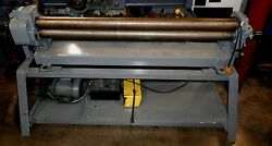 Pexto Type Power Rolls 16 Gauge Motorized First Come _ First Served_great Deal