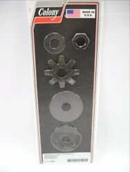 Foot Clutch Parts Kit Parkerized Usa Made Colony 3059-5