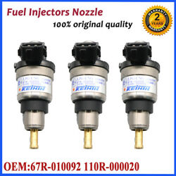 3pcs New Oem Fuel Injector 67r-010092 110r-000020 Keinhin Prins For Lpg/cng Gas