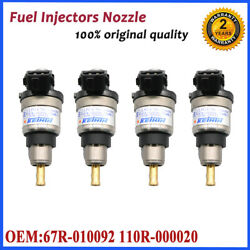 4pcs New Oem Fuel Injector 67r-010092 110r-000020 Keinhin Prins For Lpg/cng Gas