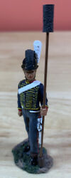 King And Country Age Of Napoleon Toy Soldier W/ Cannon Sponge 130 Scale 2006