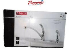 Delta Faucet Foundations Single-handle Kitchen Sink Faucetb4410lf -missing Item