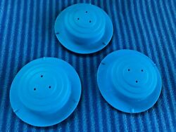 Evenflo Bounce And Learn Exersaucer Zoo Friends Blue Caps Replacement Part