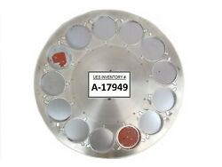 Varian 125mm Wafer Implanter Wheel 5 Disc For 0° Machines Vsea Working Spare