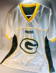 Green Bay Packers Reversible Nfl Football Jersey Men's Women's Adult Small