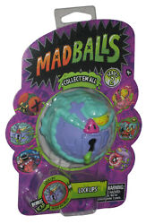 Madballs Lock Lips Series 2 Collectibles 2017 Monster Ball Toy