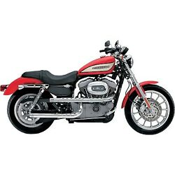Supertrapp - 138-71206 - Road Legends X Pipes Exhaust System Chrome-plated Harl