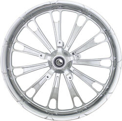 Coastal Moto - 2502-ful-193-ch - Moto Forged Fuel Aluminum Front Wheel Abs, 19