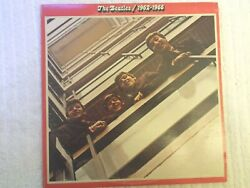 The Beatles 1962-1966 Double Lp In The Us Numbered Edition Collectible