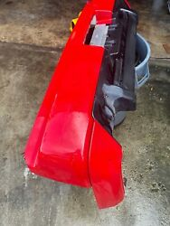 Acura Nsx Body Rear Bumper Cover And Valance And Reinforcementandnbsp 71502-sl0-000zz
