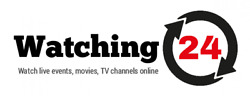 Watching24.com Good For Live Events, News, Sport, Movies Domain Name For Sale
