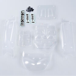 Lc Racing Dt Body Pvc 6pcs For Emb-dt 4wd 114 Rc Cars Truck Off Road L6064