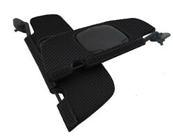 Sunvisors Cover Carbon