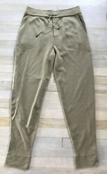 1895 Purple Label Olive Cashmere Sweatpants Size L Made In Italy