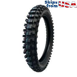 Mmg Dirt Bike Tire 120/90-19 Model P153 Front Or Rear Off-road
