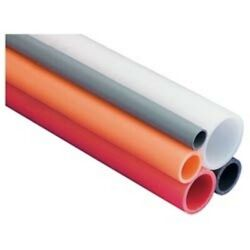 279122 Orange Smooth Exterior / Interior Solid Wall Hdpe Pull Tape