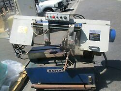 Acra Machinery Bs-250 Horizontal Bandsaw_blade 1x0.032x135_as-is-hard-to-find