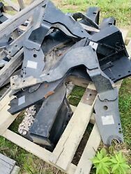 Compact Tractor Loader Mount 10386512 10357306 10358833 10386511 10357306 Sub