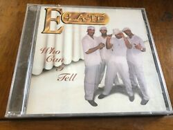 Elate Who Can I Tell G Sta And Casual T Very Rare Factory Sealed New Orleans Randb