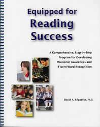 Equipped for Reading Success : A Comprehensive Step By Step Program for... $49.95