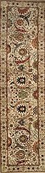 Hand-knotted Rug Carpet 2and0398x9and0399 Kerman Mint Condition