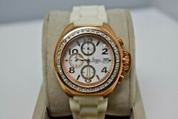 Freelook Authentic Rubber Chronograph 100m Ha1137 Watch