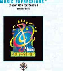 Music Expressions™ Grade 1 Lesson Cds