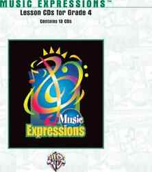 Music Expressions™ Grade 4 Lesson Cds