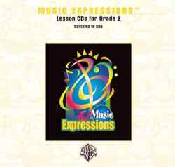 Music Expressions™ Grade 2 Lesson Cds
