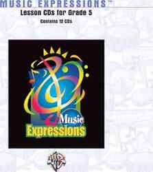 Music Expressions™ Grade 5 Lesson Cds