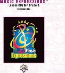 Music Expressions™ Grade 3 Lesson Cds