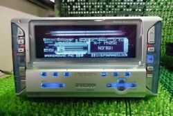 Kenwood Dpx-730m Cd/md//fm/am/mdlp Deck 2din Tested Working Good F/s