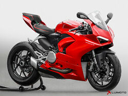Luimoto Veloce Rider And Or Seat Covers For The Ducati V2 2020
