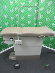 Midmark Ritter 222 Power Exam Table Hi-low Barrier Free Reupholstered And Ritter 2