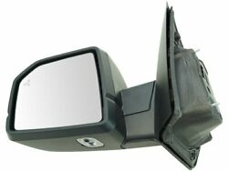 Left Mirror For 2015-2018 Ford F150 2016 2017 F781nq Door Mirror -- Driver Side