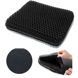 Gel Seat Cushion,double Thick Egg Seat Cushion,non-slip Cover,breathable Design